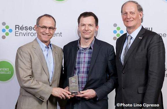 Prix-Distinctions-M_Vaillancourt et H_Charbonneau-et-Robert-A_Dore-Photo-Reseau-Environnment-Lino-Cipresso