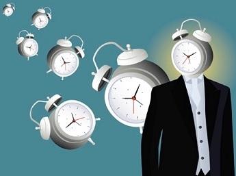 horloge-changement-d-heure-printemps-automne-cadran-Image-CPA-publiee-par-INFOSuroit