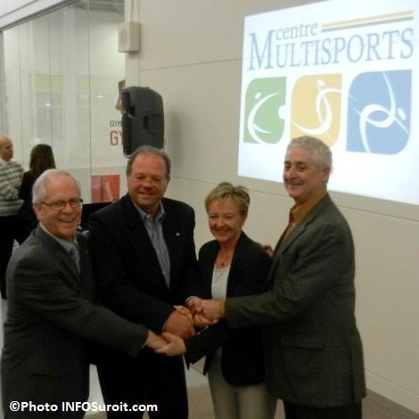 Centre-Multisports-annonce-Souper-benefice-Denis_Lapointe-Richard_Beaumier-Lucie_Vachon-et-Claude_Chagnon-Photo-INFOSuroit_com