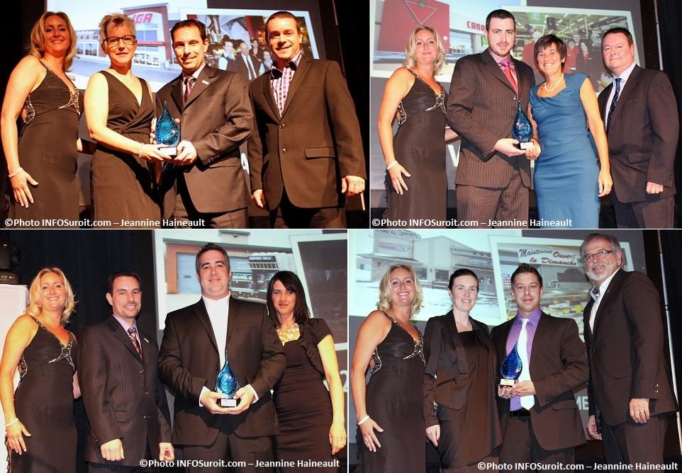 Gala-gens-d-affaires-2014-IGA-CDN-Tire-Nouvel-Air-et-Boucherie-d-Antan-Photo-INFOSuroit_com-Jeannine-Haineault