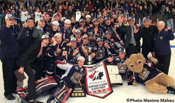 Aaa hockey championships Midget