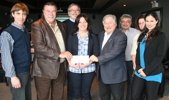 Les-maires-de-la-MRC-Beauharnois-Salaberry-avec-Katia_Isabelle-de-L-Antichambre-12-17-Photo-courtoisie