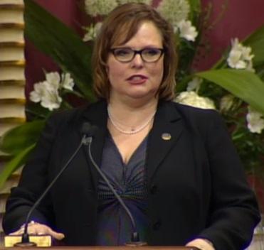 Nomination-de-Lucie_Charlebois-deputee-Soulanges-au-titre-de-Ministre-Extrait-video-Canal-de-l-Assemblee-nationale