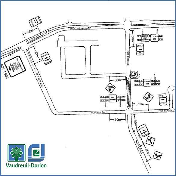 Fermeture-rue-Forbes-a-Vaudreuil-Dorion-3-et-4-juin-2014-Plan-signalisation-courtoisie-VD