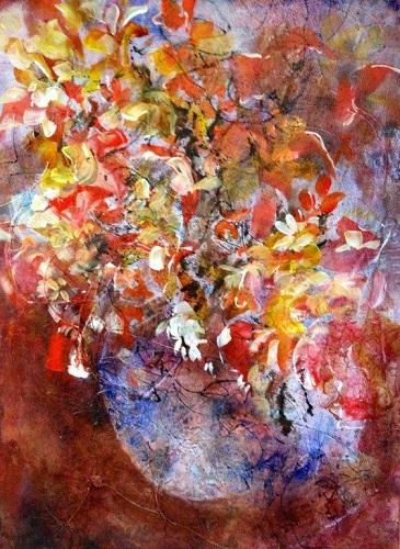 Florilege-oeuvre-artiste-Christiane-Flores-photo-courtoisie-publiee-par-INFOSuroit_com