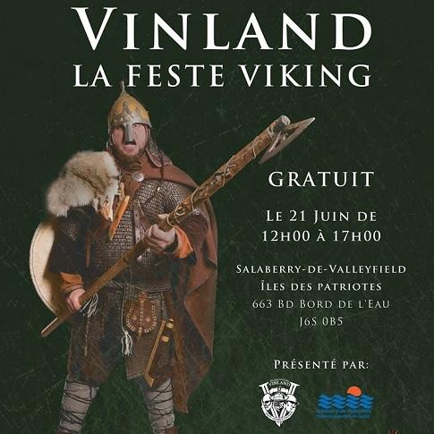 Vinland-la-Feste-Viking-a-Valleyfield-21 juin-Image-extraite-de-l-affiche-officielle