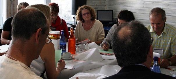 Colloque-des-Pactes-ruraux-de-Monteregie-avec-Francine_Daigle-mairesse-St-Urbain-Premier-Photo-courtoisie-MRC