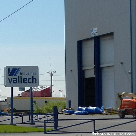Industries-Valtech-parc-industriel-et-portuaire-Perron-de-Valleyfield-Photo-INFOSuroit_com