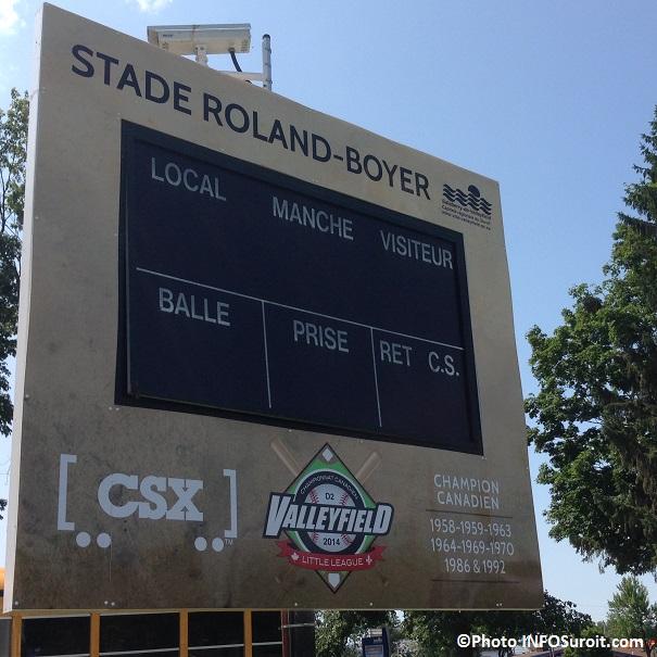 Tableau-indicateur-stade-de-baseball-Roland-Boyer-parc-Sauve-a-Valleyfield-Photo-INFOSuroit_com