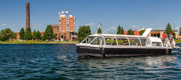 bateau-mouche-Navark-navette-fluviale-Valleyfield-Coteaux-St-Stanislas-Photo-courtoisie-SDV