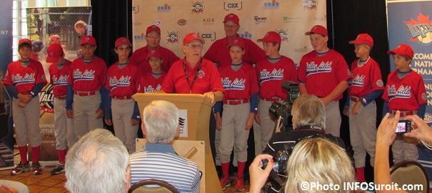 joueurs-de-Valleyfield-Championnat-canadien-baseball-Petites-ligues-11-12-ans-Photo-INFOSuroit_com