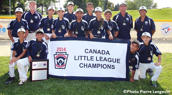 Baseball-Southampton-Vancouver-All-Stars-les-Champions-canadiens-2014-a-Valleyfield-Photo-Pierre_Langevin-courtoisie-CCPLV