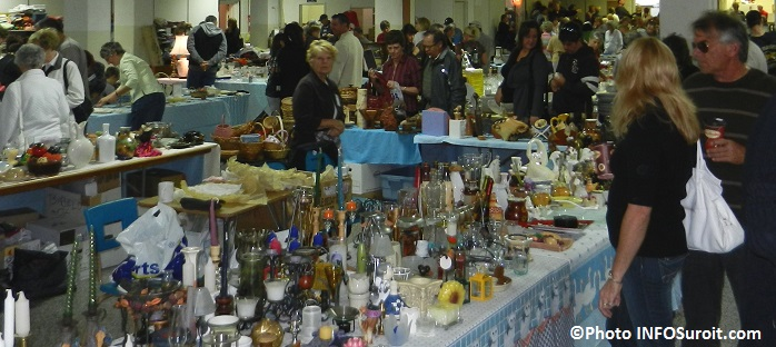 Bazar de Bellerive vente articles usages sous-sol eglise Bellerive Photo INFOSuroit_com