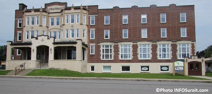Chateau Huntingdon Salle culturelle Alfred-Langevin CLD MRC SADC et plus Photo INFOSuroit_com