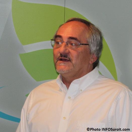 ClementBergeron conseiller developpement social a la CRE Photo INFOSuroit_com