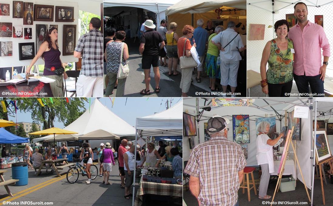 Festival-des-Arts-Visuels-Valleyfield-kiosques-artistes-visiteurs-Photos-INFOSuroit_com