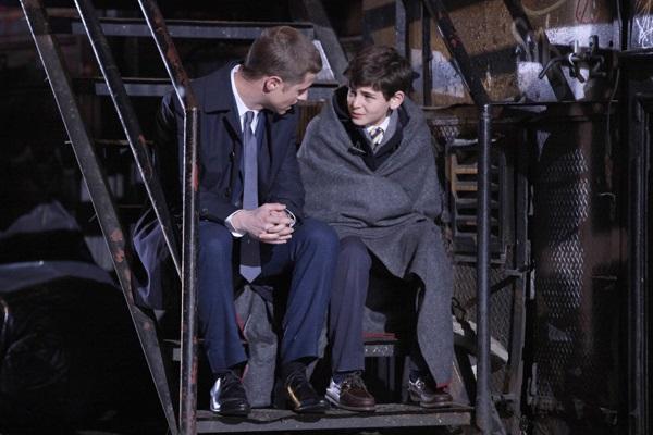 Gotham serie tele Image officielle CTV