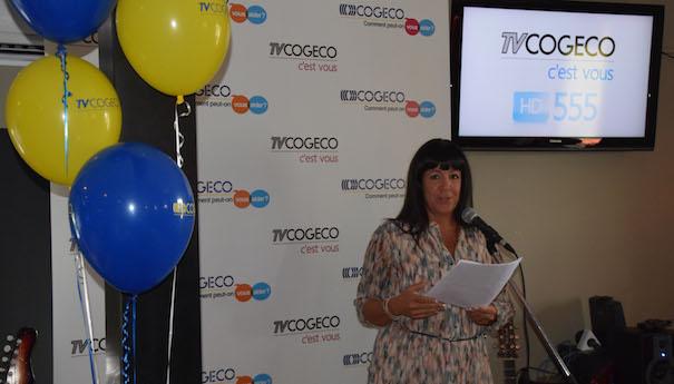 Lancement-programmation-TVCogeco-Valleyfield-Nathalie-Descoteaux-Photo-courtoisie
