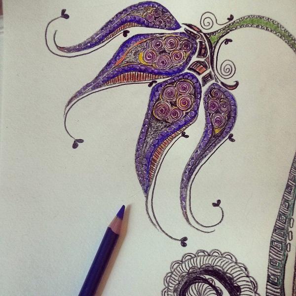 Mandala-indien-realise-par-Noemie_Sheilla_Rioux-photo-courtoisie-publiee-par-INFOSuroit_com