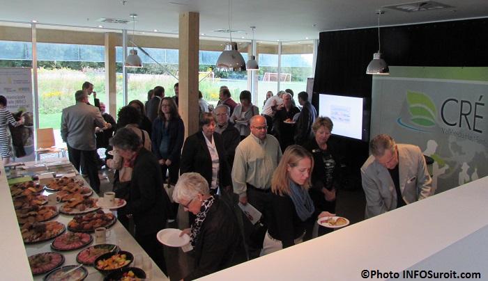 dejeuner du President de la CRE Vallee-du-Haut-Saint-Laurent 12 septembre Photo INFOSuroit_com