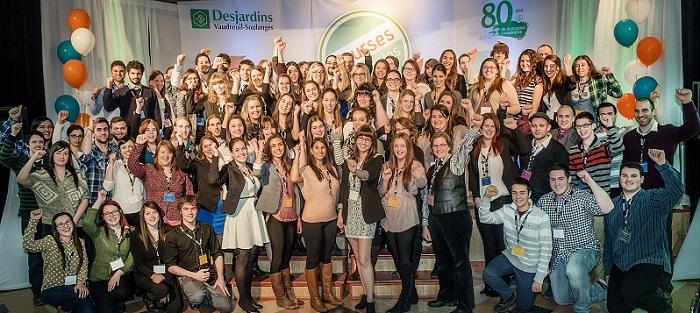 Bourses etudiantes Desjardins_Vaudreuil-Soulanges Laureats 2013-2014 Photo courtoisie