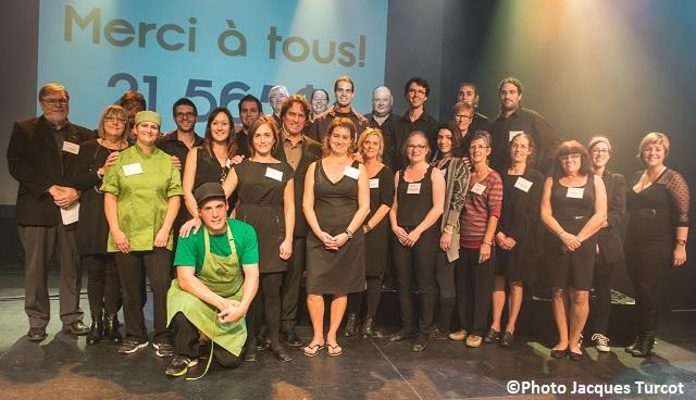Equipe Heritage_St-Bernard Soiree 15oct2014 Photo JacquesTurcot