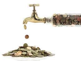 Fonds de roulement formation robinet argent Image courtoisie CLD HSL