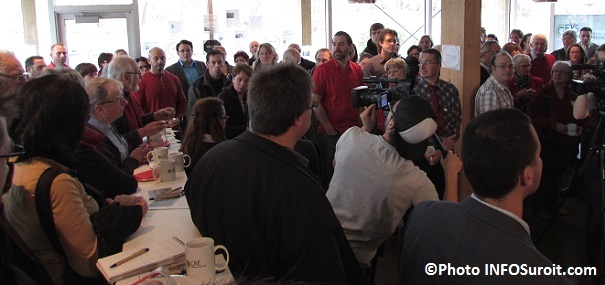 CRE Rassemblement Ma region j y tiens Assistance cafetaria Photo INFOSuroit_com