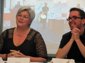 Carole_Houle-et-Martin_Ruel-projet-Samajam-ecole-Sacre_Coeur-photo-courtoisie-publiee-par-INFOSuroit_com