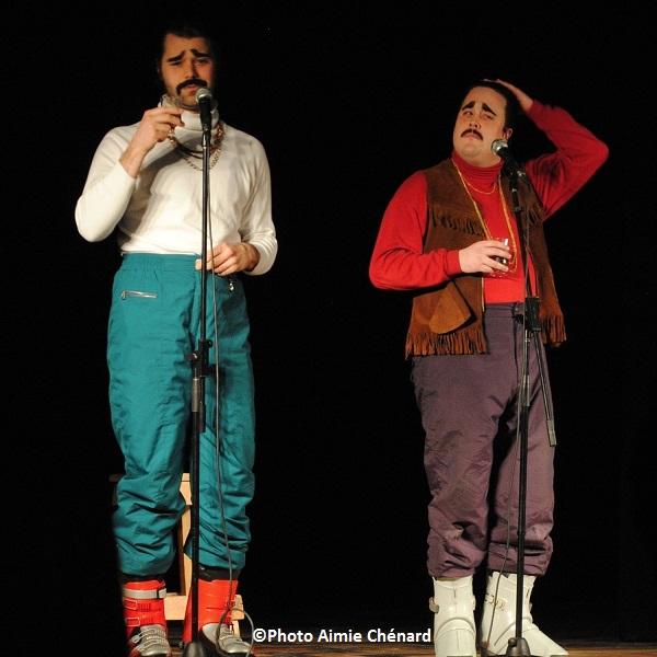 Les Pic-Bois soiree humour College de Valleyfield octobre 2013 Photo Aimie Chenard