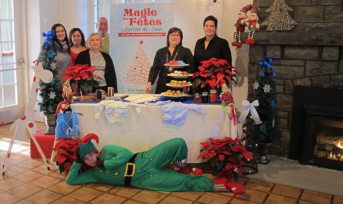 Valleyfield annonce Magie des Fetes et Marche de Noel 2014 Photo courtoisie SDV