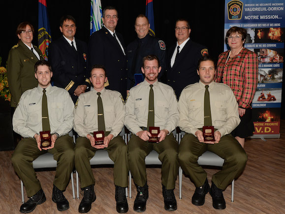 Vaudreuil-Dorion-soiree-reconnaissance-4-policers-honores-Photo-courtoisie