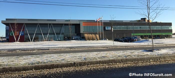 Centre Multisports de Vaudreuil-Dorion automne hiver decembre 2014 Photo INFOSuroit_com