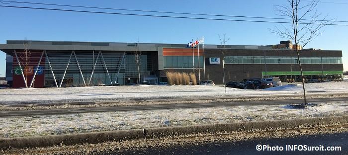 Centre Multisports de Vaudreuil-Dorion decembre 2014 Photo INFOSuroit_com