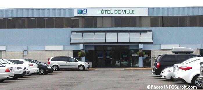 Hotel de ville de Vaudreuil-Dorion Photo INFOSuroit_com