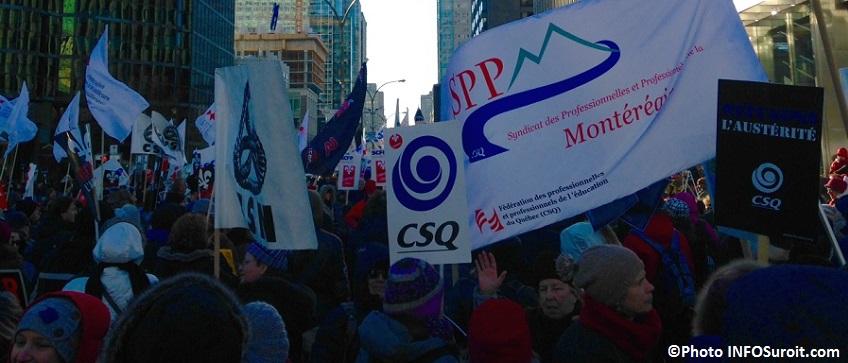 Manifestation contre austerite 29 nov 2014 a Mtl Monteregie presente Photo INFOSuroit_com