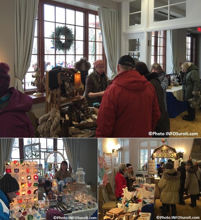 Marche de Noel durant Magie des Fetes a Valleyfield Photos INFOSuroit_com