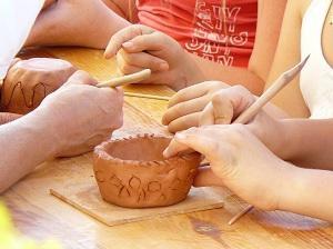art-o-muso cours de poterie Photo courtoisie MUSO