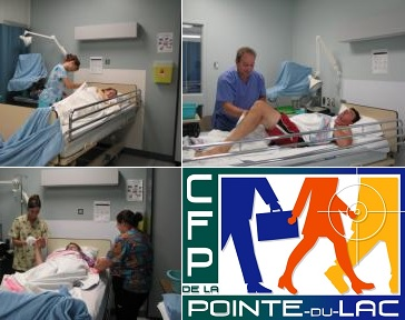 CFP de la Pointe-du-Lac cours preposes aux beneficiaires Photos courtoisie