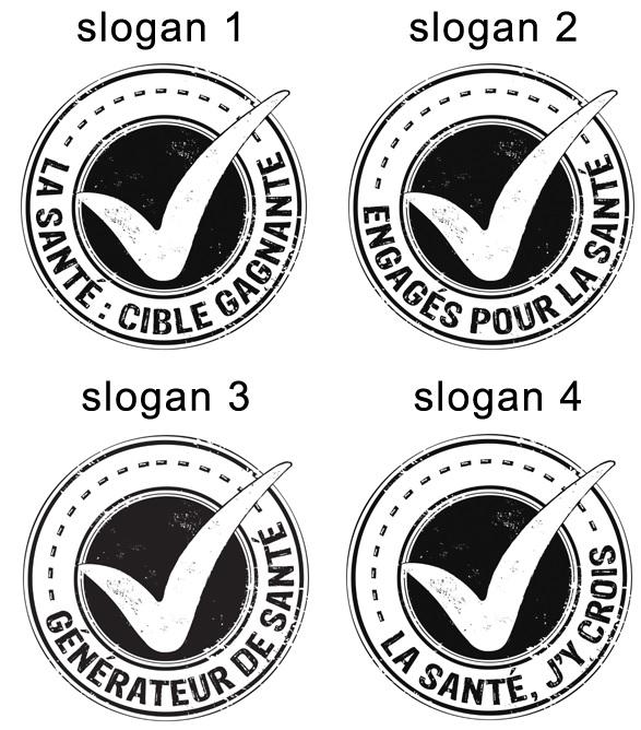 CSSS Vaudreuil-Soulanges sondage quatre slogans sur sante Image courtoisie CSSSVS