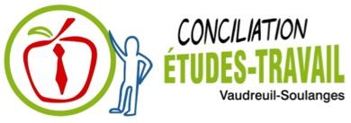 Conciliation etudes-travail Vaudreuil-Soulanges logo officiel