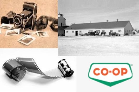 Coop des Frontieres Concours de photos historiques Images courtoisie de LaCoop