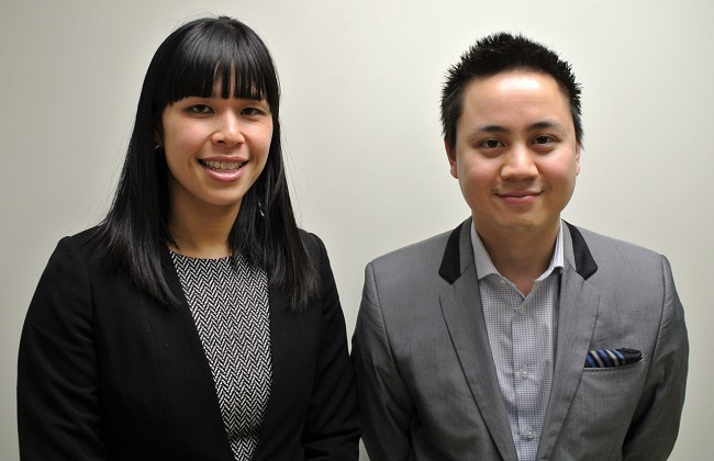 Oncologues-Annick_Wong-et-Philippe_Le-CSSS_Suroit-photo-courtoisie-publiee-par-INFOSuroit_com