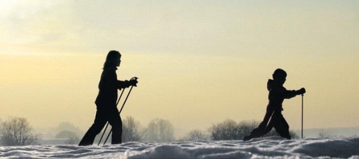Randonnees en raquette sous les etoiles Photo Sentiers de L Escapade du mont Rigaud