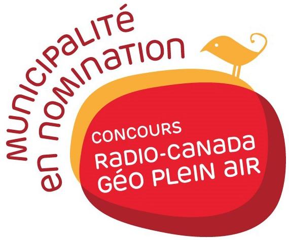 Concours Radio-Canada Geo Plein air Municipalite en nomination logo