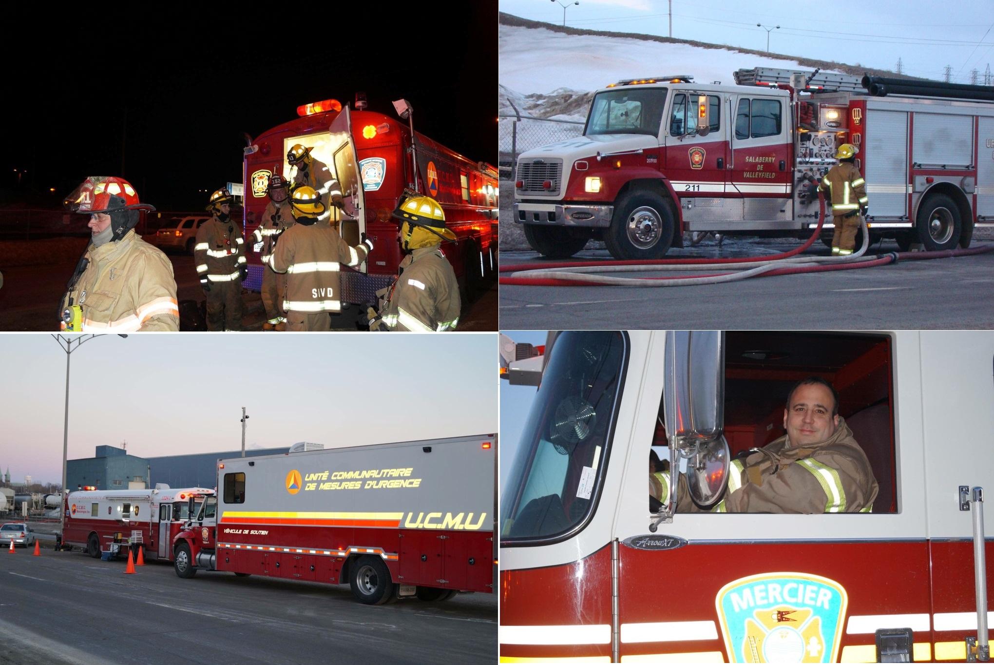 Incendie-entrepot-Kruger-Beauharnois-pompiers-camion-entraide-photo-courtoisie-publiee-par-INFOSuroit_com