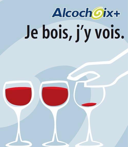 Alcochoix+ logo officiel Image courtoisie CSSSVS
