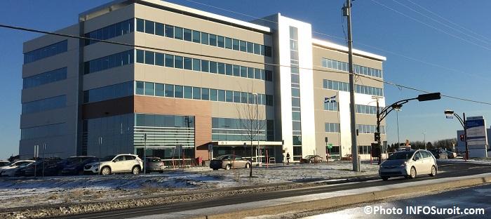 CLSC et Centre de services ambulatoires a Vaudreuil-Dorion Photo INFOSuroit_com