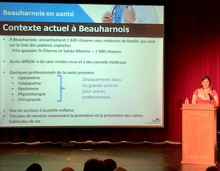 Coop Beauharnois en sante presentation 15 avril Photo courtoisie
