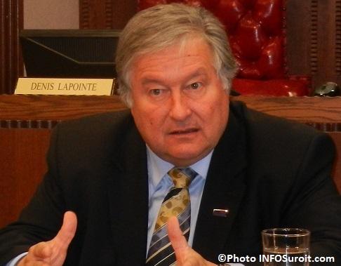 Denis_Lapointe maire de Salaberry-de-Valleyfield Photo INFOSuroit_com
